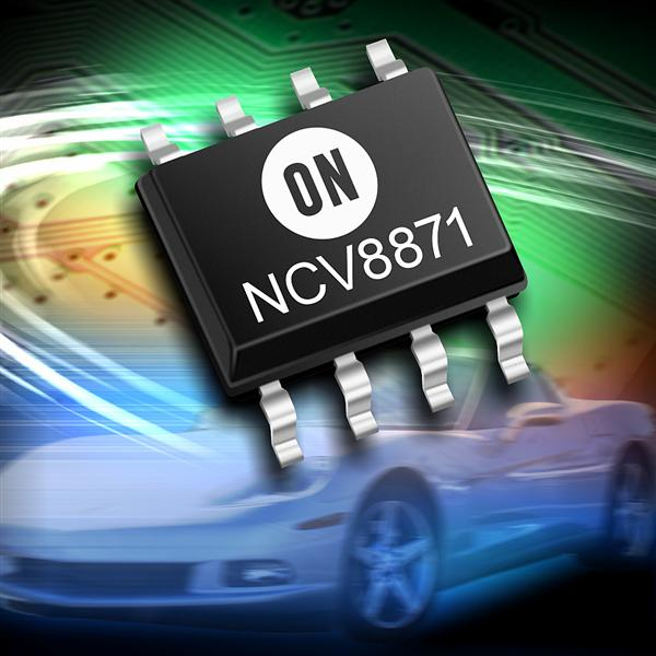 ON Semiconductor introduces automotive grade non-synchronous boost controller with wide input range