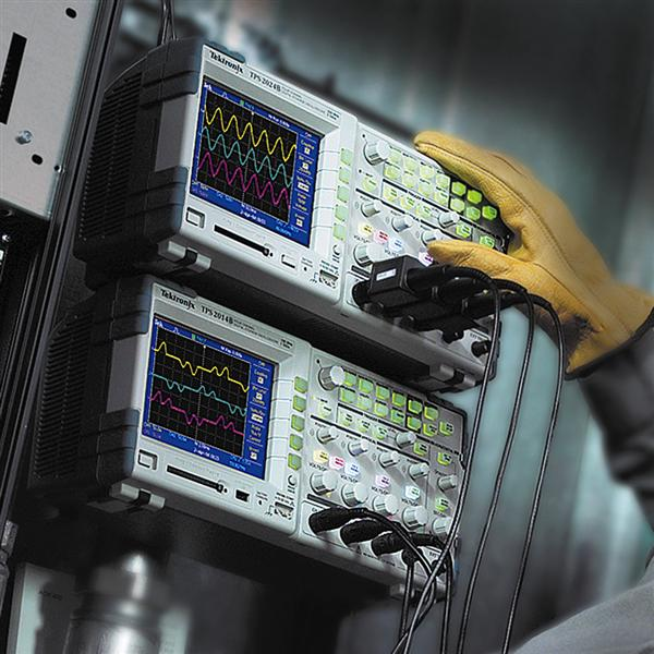 Power analysis oscilloscope suits field-based applications