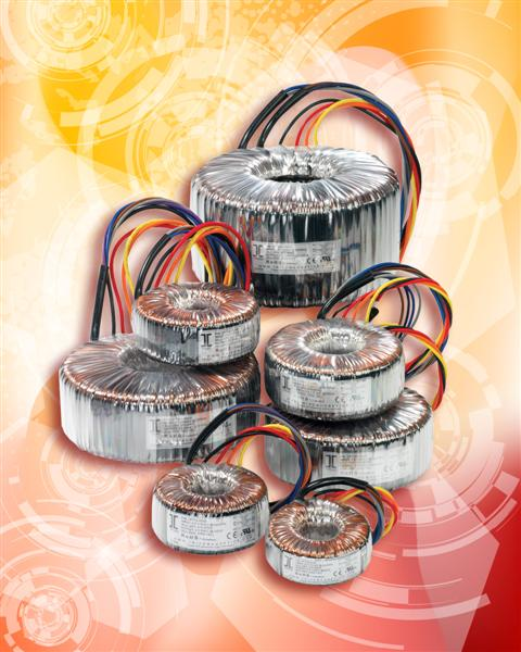 VPT Series Toroidal Power Transformers Offer Efficient Electronics Design Solution