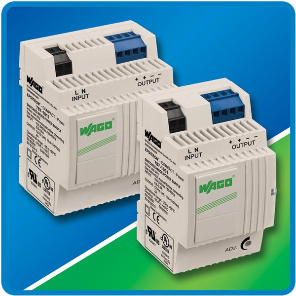 WAGO EPSITRON COMPACT Power Supplies