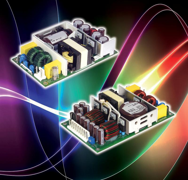 Campbell Collins Introduce New Range of High Efficiency, Single & Multi-Output AC/DC Converters