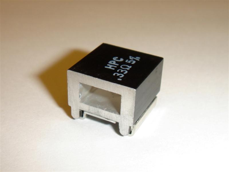 HPC12 High Power SMD Resistor Handles Up To 12 Watts of Power