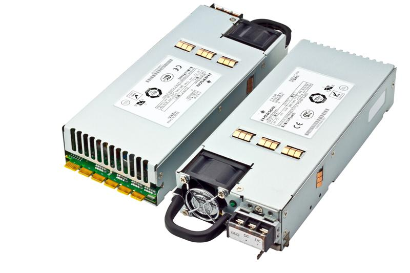 New Emerson Network Power DS460SDC-3 Power Supply Features DC Input for Co-location Centers