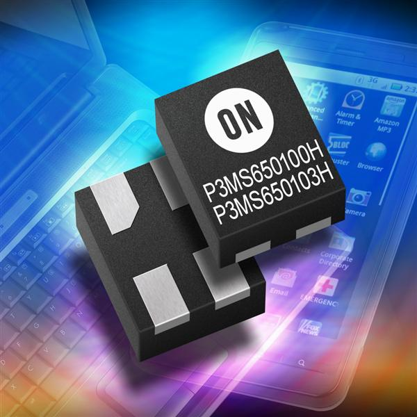ON Semiconductor introduces industry's smallest active clock generator ICs for EMI reduction in portable applications