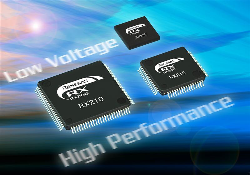 Renesas Electronics Europe Releases Compatible Microcontroller Families Optimized for Smart Metering Applications