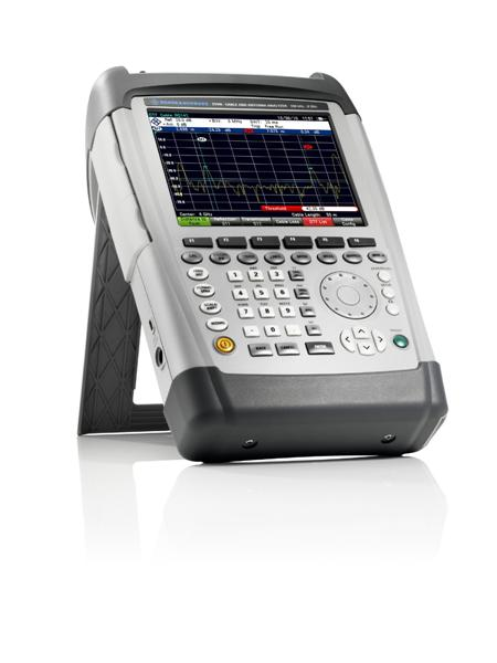 Rohde & Schwarz's ZVH Series Analyzer Eases Installation, Maintenance & Analysis of Cable and Antenna Systems