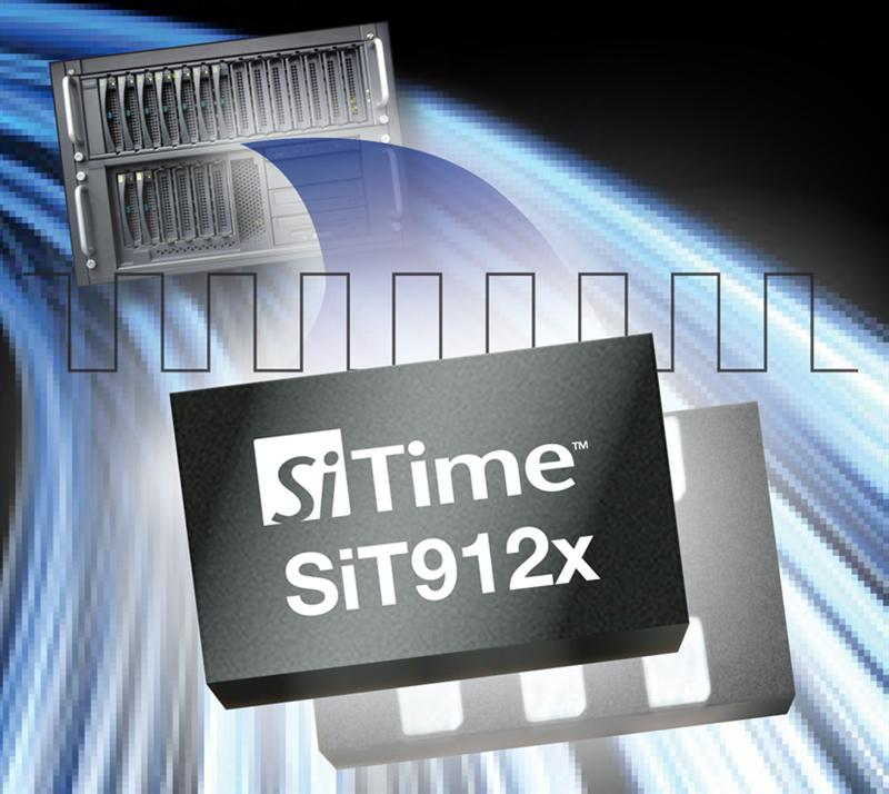 SiTime Delivers Timing Industry's Highest Performance Differential Oscillators