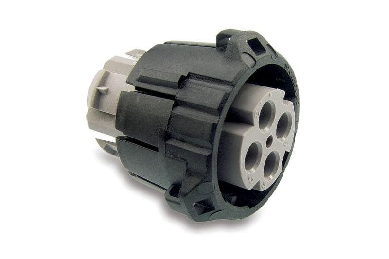 APD connectors from ITT ICS are sealed to IP69K and vibration proof to overcome transportation challenges