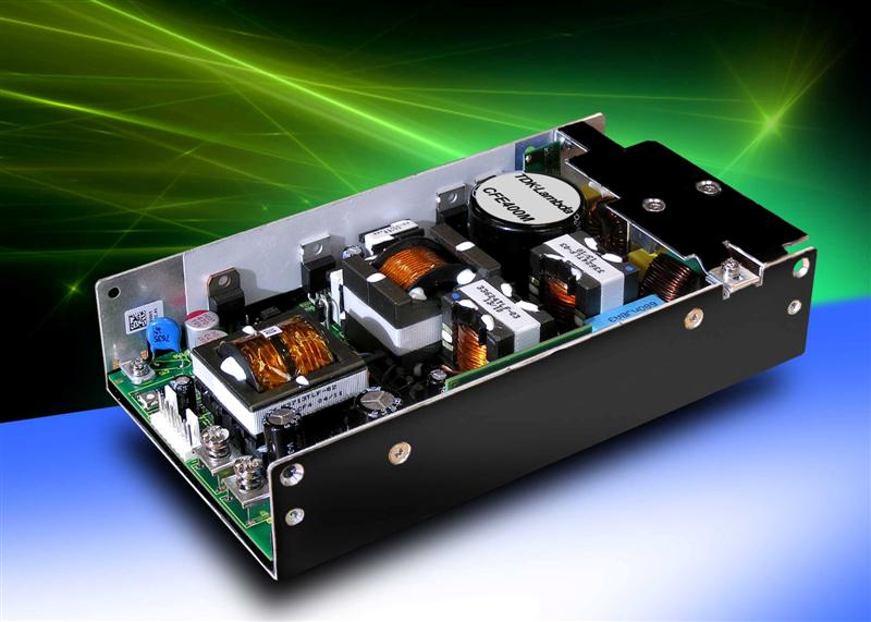 TDK-Lambda introduces next generation digitally controlled medical power supplies - the CFE400M range