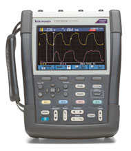 Tektronix Broadens Portfolio with New Handheld Oscilloscope Family