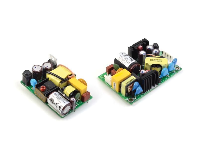 CUI Introduces 20~60 W High Efficiency Medical Power Supplies