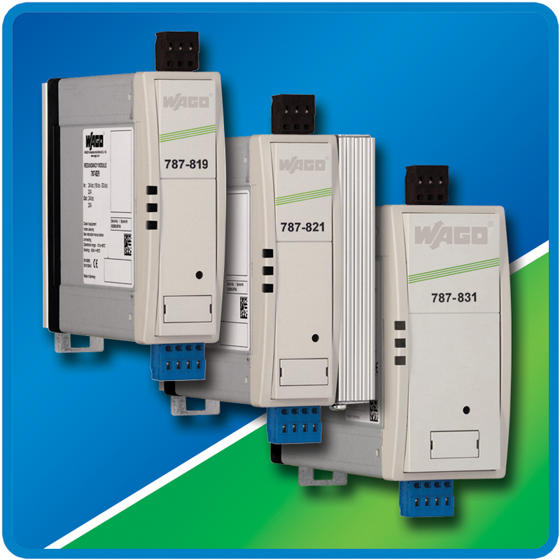 WAGO EPSITRON(r) PRO Single Phase Power Supplies