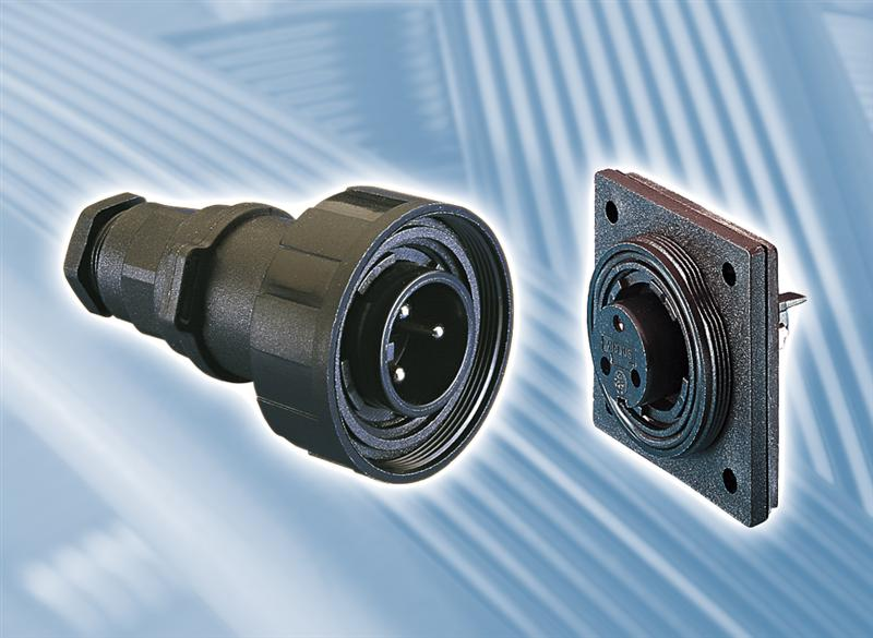 Bulgin connectors now offer higher voltage ratings for 277V applications