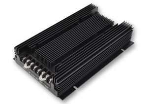 CUI Releases 600 W Dc-Dc Converter with Integrated Heat Sink