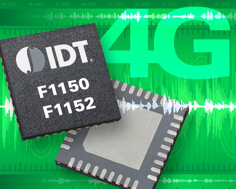 IDT Expands Wireless Infrastructure Portfolio with Low-power, Low-distortion RF to IF Mixers