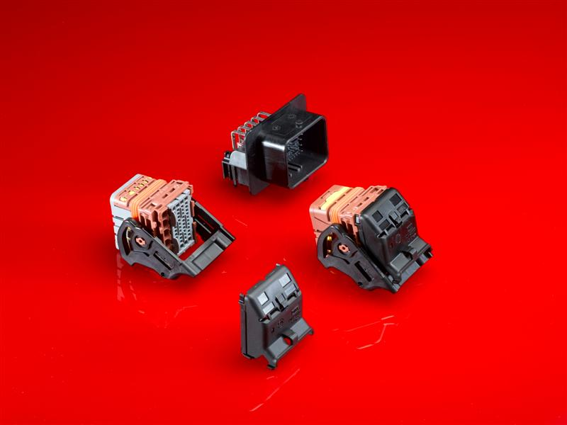 Molex Introduces New CMC Standard Header and Solder-Mount Headers with Press-Fit Terminals