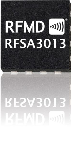 RFSA3013 and RFSA3023 CATV Voltage-Controlled Attenuators