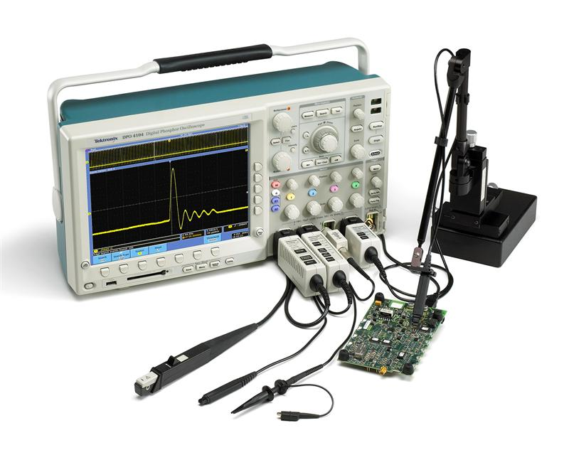 New online tool from Tektronix and RS Components enhances oscilloscope probe selection