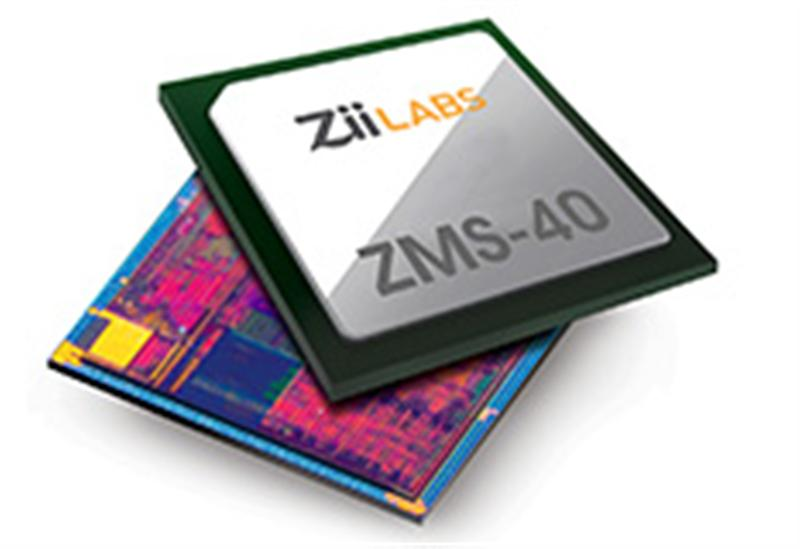 ZiiLABS Unveils 100-Core ZMS-40 Processor: Double the Performance, Half the Power Consumption