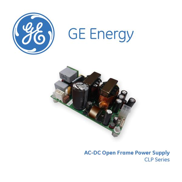 GE Energy Delivers High Efficiency Open Frame Power Supply