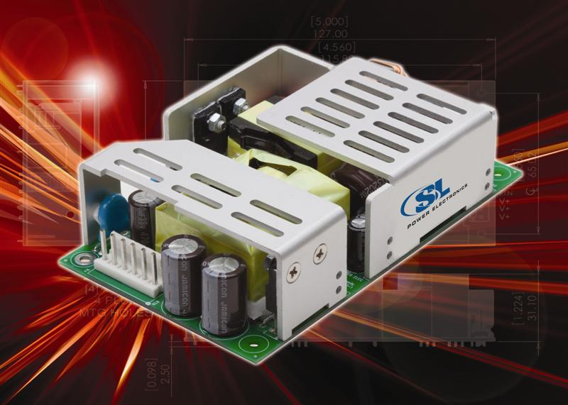 Acal BFi, - a division of Acal plc (FTSE: ACL) - announces the launch of a new range of embedded power supplies from specialist manufacturer, SL Power, which feature 90% efficiency and one of the smallest heat footprints in AC to DC conversion.
