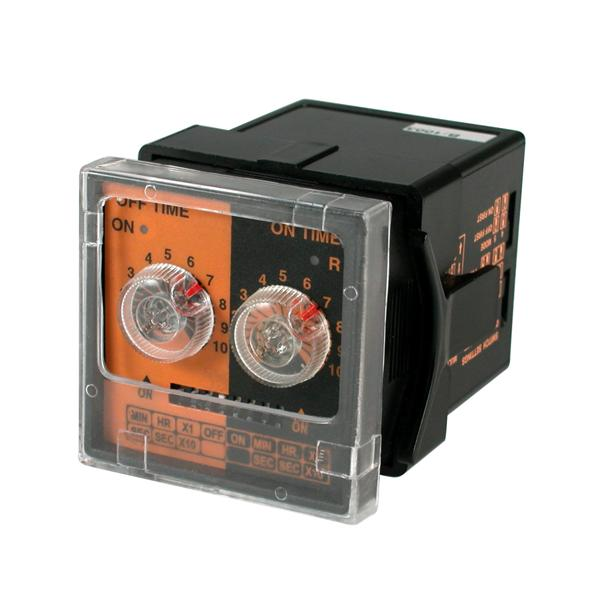 Marsh Bellofram Automatic Timing & Controls Division Introduces Low-Cost Multi-Range Repeat ON/OFF Industrial Cycle Timer