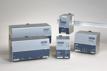 SolaHD Expands SDN-C Power Supply Line with New 5A and 10A 24Vdc Three-phase Models