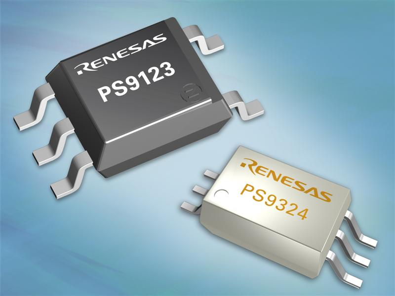 Renesas Electronics Europe Announces New High-Speed Optocouplers Offering Extended Operating Temperature Range Combined with High Isolation and Shielding Features