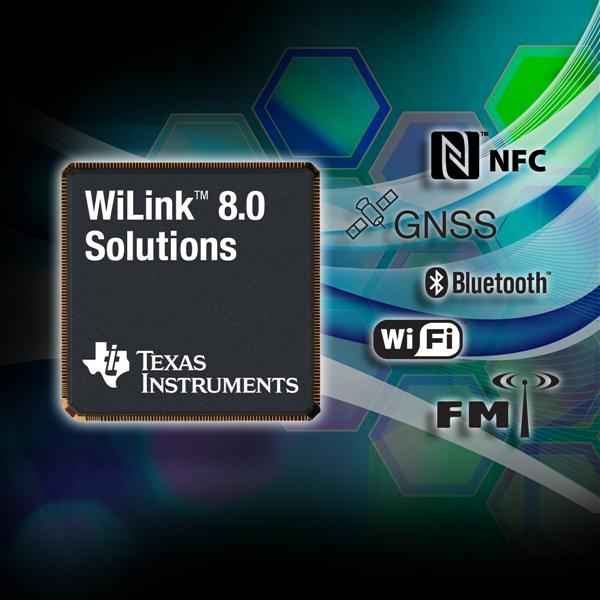 Introducing TI's WiLink 8.0 family: Five-in-one wireless connectivity solutions for next-generation mobile experiences