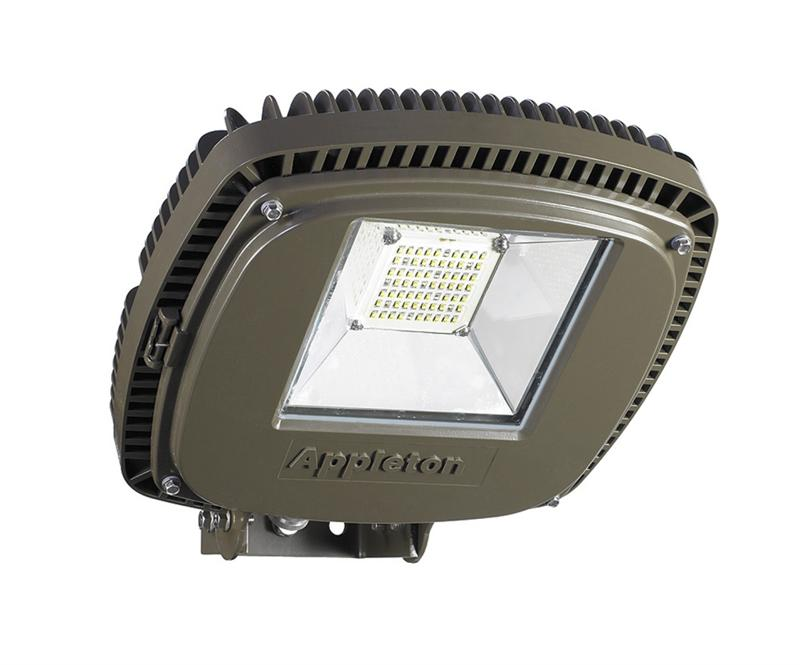 Appleton Introduces Industry's Highest Lumen Per Watt LED Floodlight/Highbay with New Areamaster™ LED Luminaire