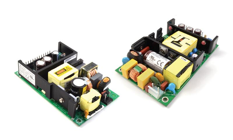 CUI Introduces 80~120 W High Efficiency Medical Power Supplies