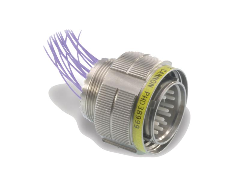 Innovative fiber-optic termination ideal for defense and aerospace applications