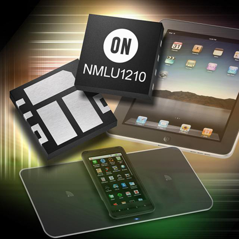 ON Semiconductor introduces high efficiency wireless charging ICs