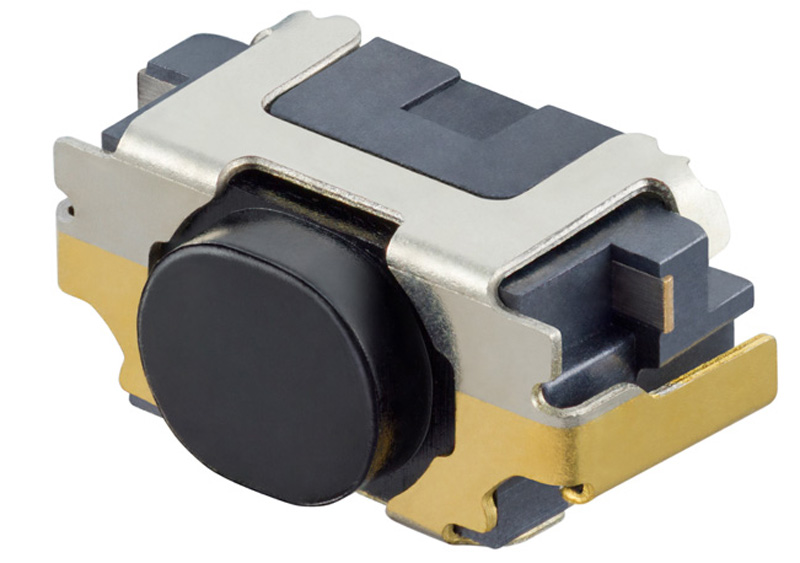 ALPS introduces Half-Mount Type Sidepush™ TACT Switch™ from the SKSL Series