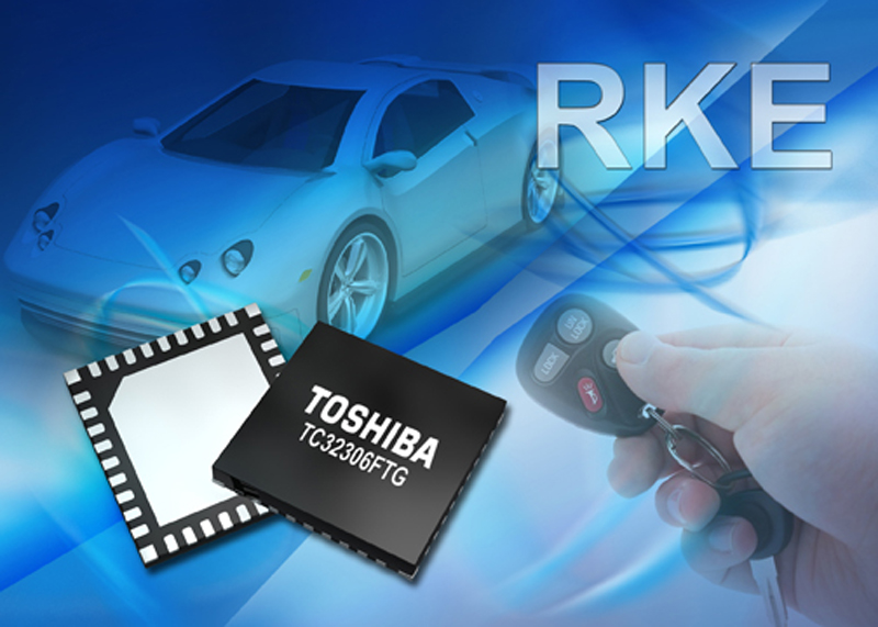 Miniature RKE Transceiver Combines Multi-Band, Multi-Channel Operation with Ultra-Low Power Consumption