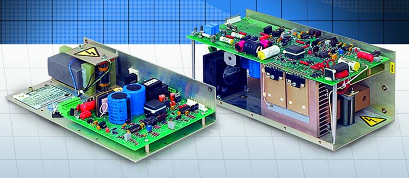 LRC Series Laser System Power Supply From UNIPOWER Comes With