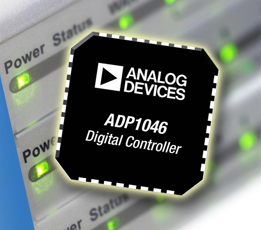 Analog Devices' Advanced Digital Power Controller Targets High Efficiency, Isolated Power Supplies