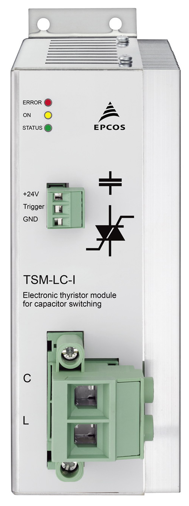 TDK announces EPCOS thyristor module for dynamic PFC