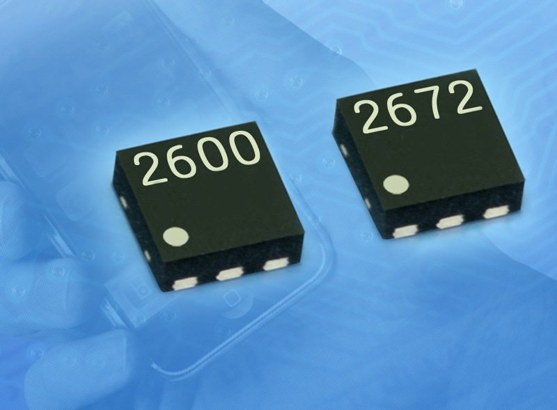 Renesas Electronics Introduces Low-Loss, Ultra Miniature Power MOSFETs for Improved Power Efficiency, Smaller Form Factor in Portable Devices