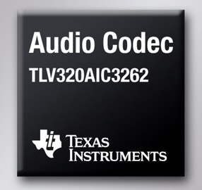 TI introduces industry's most highly integrated audio codec for mobile devices