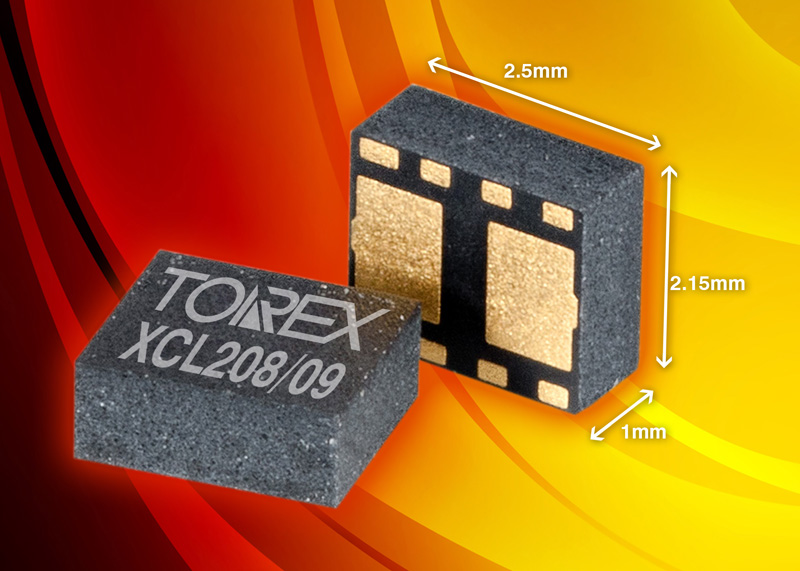 Low Noise 400mA Micro DC/DC Converter with Integrated Coil
