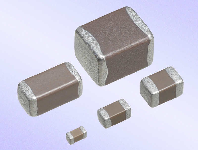 Multilayer ceramic chip capacitors: High-capacitance X8R MLCCs for high temperatures up to 150 °C