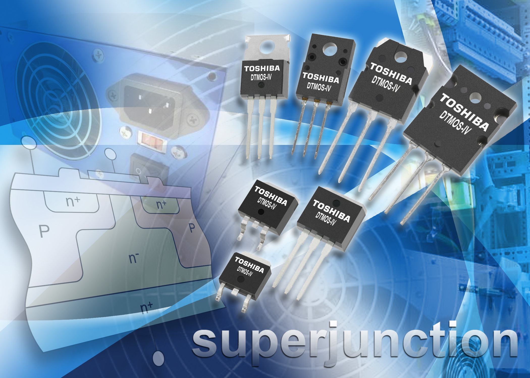 Power Systems Design Psd Information To Your Designs 5v Buck Converter Circuit Project Using Ltc3112 Dc Toshiba Announces Next Generation Superjunction Deep Trench Process Mosfets