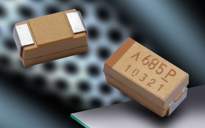 AVX launches industry's first 63V and 75V SMD Polymer Tantalum capacitors for high voltage applications