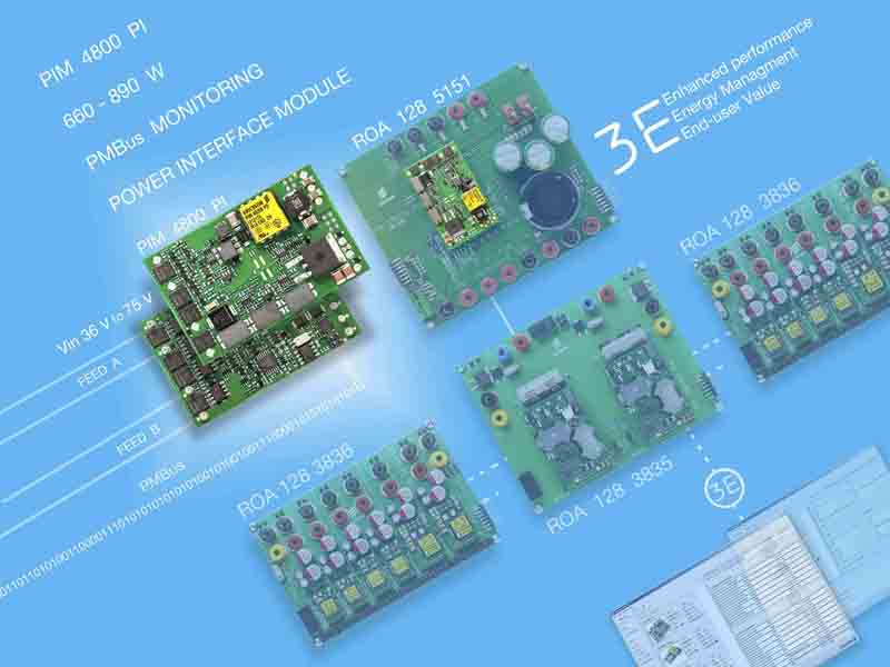 New Power Modules Meet Increased Power and Energy Monitoring Demands
