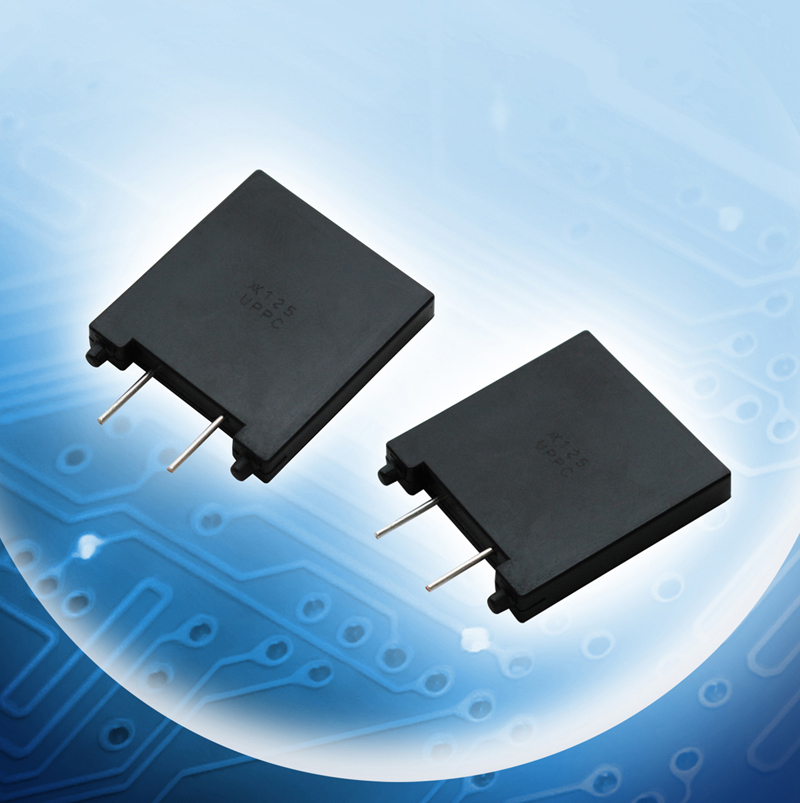 TE Circuit Protection's Resettable LVR Device in