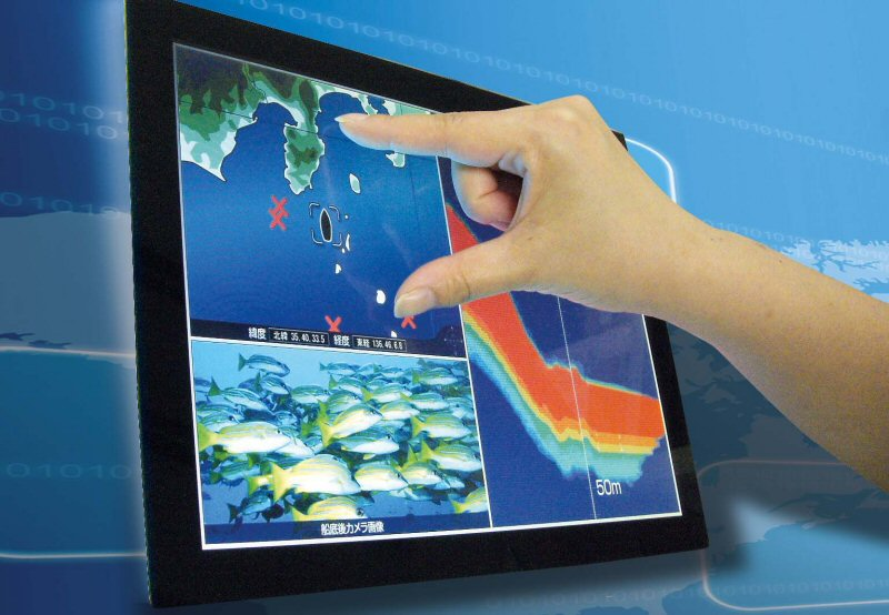 Mitsubishi Electric launches TFT-LCD modules with P-CAP touch panels