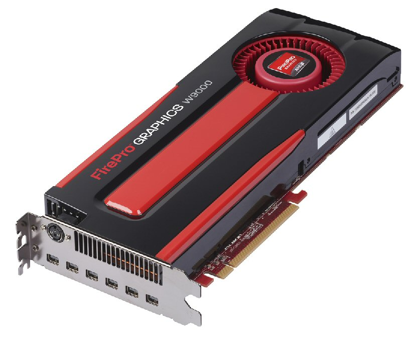 AMD launches powerful workstation graphics-card line