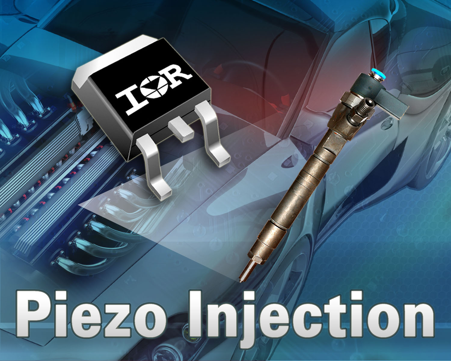 International Rectifier introduces automotive power MOSFETs