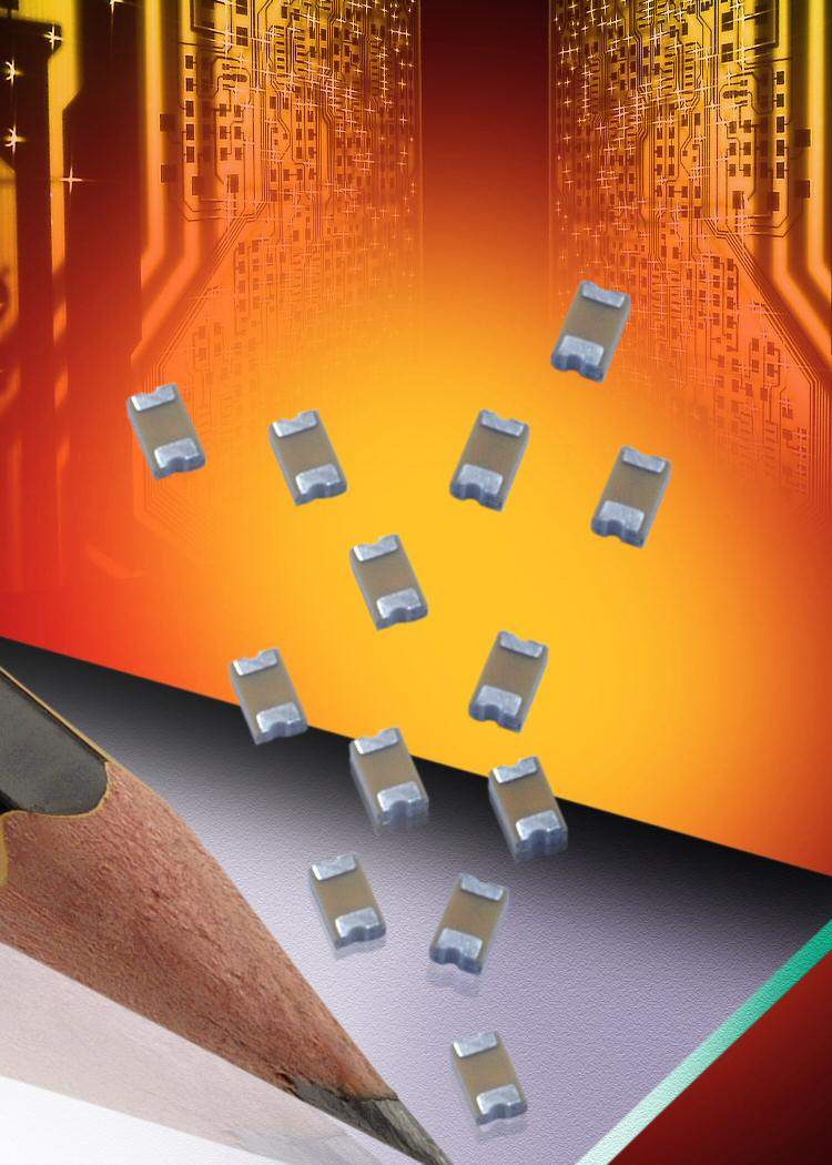 AVX'S multilayer organic high-current inductors now in 0402 size
